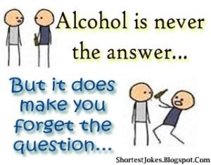 Alcohol Joke